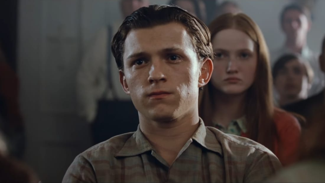 Tom Holland & Robert Pattinson In Netflix's The Devil All The Time — TRAILER