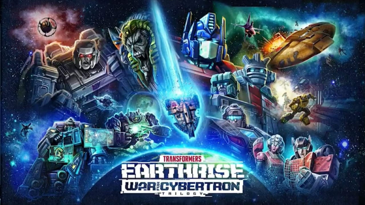 Netflix Reveals Premiere Date for 'Transformers: War for Cybertron -  Earthrise'