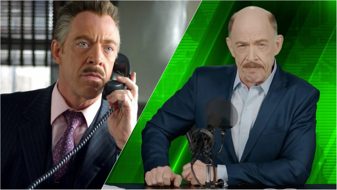 Spider-Man Fans Will See More J. Jonah Jameson in Future: J.K. Simmons